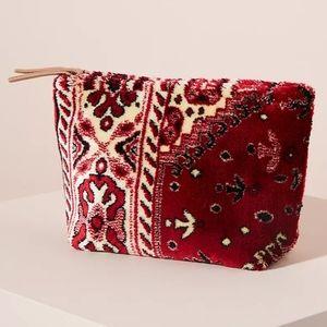 Anthro/ Lalla Marrakech Walakin Carpet Clutch